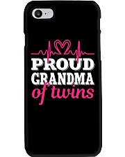 Proud Grandma of twins Phone Case thumbnail
