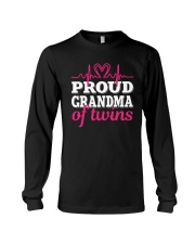 Proud Grandma of twins Long Sleeve Tee thumbnail