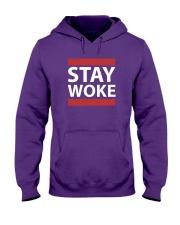 Stay Woke Hooded Sweatshirt thumbnail