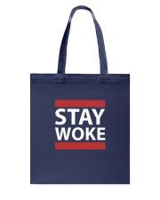 Stay Woke Tote Bag thumbnail