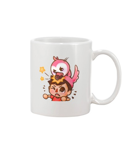 Flamingos Shirt Hoodie