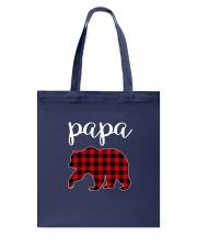 papa bear Tote Bag thumbnail