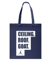 CEILING ROOF GOAT Tote Bag thumbnail