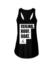 CEILING ROOF GOAT Ladies Flowy Tank thumbnail