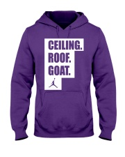 CEILING ROOF GOAT Hooded Sweatshirt thumbnail