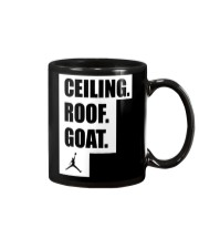 CEILING ROOF GOAT Mug tile