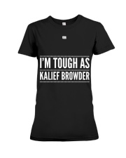 Ix27m Tough A Kalief Browder19  Premium Fit Ladies Tee thumbnail