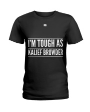 Ix27m Tough A Kalief Browder19  Ladies T-Shirt thumbnail