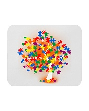 Autism Tree Mousepad tile