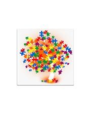 Autism Tree Square Magnet tile