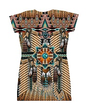 Native America Women Dress All-over Dress back