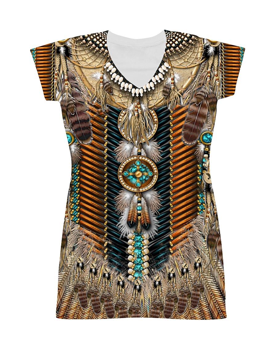 Native America Women Dress