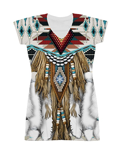 Native America Women Dress