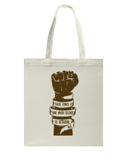 There comes a time Tote Bag thumbnail