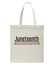 Juneteenth Tote Bag thumbnail