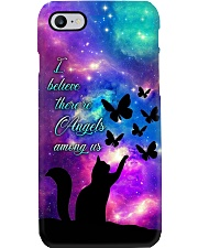 I BELIEVE THERE'RE ANGELS AMONG US - PC Phone Case i-phone-7-case