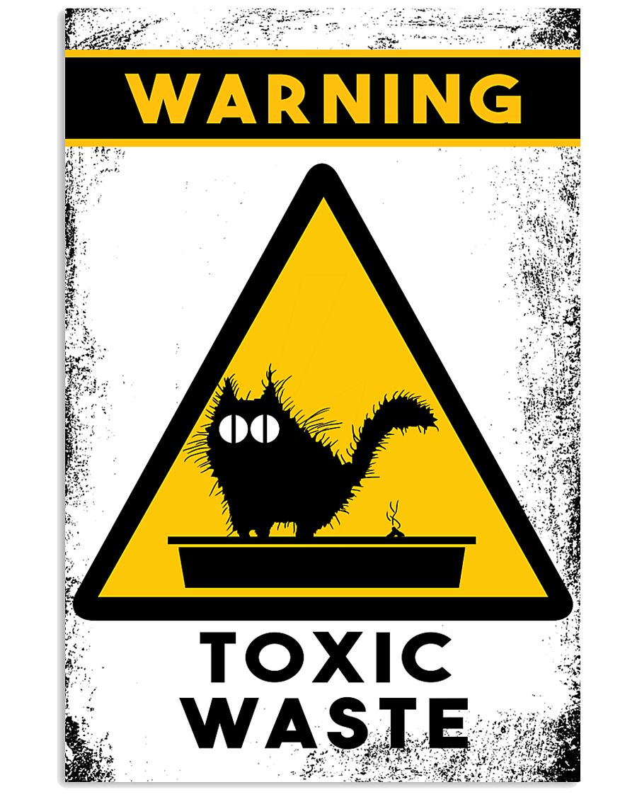 TOXIC WASTE 11x17 Poster