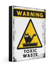 TOXIC WASTE 11x14 Gallery Wrapped Canvas Prints thumbnail