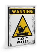 TOXIC WASTE 11x14 White Floating Framed Canvas Prints thumbnail