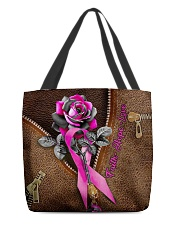 Faith Hope Love Tote Bag All-over Tote front
