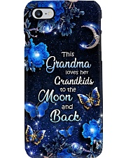 THIS GRANDMA LOVES HER GRANDKIDS - PC Phone Case i-phone-8-case