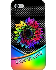 LOVE IS LOVE PC Phone Case i-phone-8-case