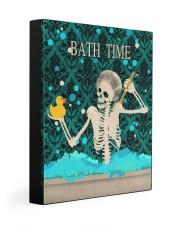 BATH TIME POSTER 11x14 Gallery Wrapped Canvas Prints thumbnail