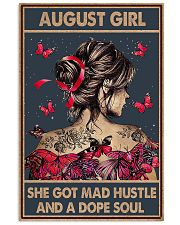 AUGUST GIRL 11x17 Poster front
