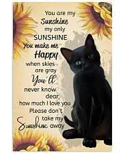 You Are My Sunshine My Only Sunshine Poster 11x17 Poster front