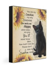 You Are My Sunshine My Only Sunshine Poster 11x14 Gallery Wrapped Canvas Prints thumbnail