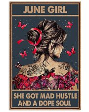 JUNE GIRL 11x17 Poster front