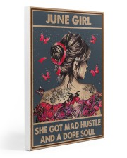 JUNE GIRL 20x30 Gallery Wrapped Canvas Prints thumbnail