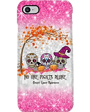 No One Fights Alone Phone Case i-phone-8-case