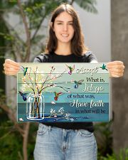 ACCEPT WHAT IS 17x11 Poster poster-landscape-17x11-lifestyle-19