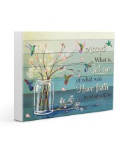ACCEPT WHAT IS 14x11 Gallery Wrapped Canvas Prints thumbnail