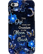 GIGI - 1 GRANDSON Phone Case i-phone-8-case