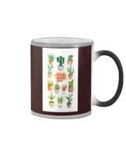JUST A GIRL WHO LOVES CACTUS Color Changing Mug thumbnail