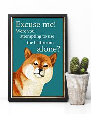 EXCUSE ME 11x17 Poster lifestyle-poster-8