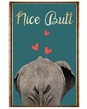 NICE BUTT 11x17 Poster front