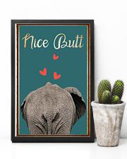NICE BUTT 11x17 Poster lifestyle-poster-8