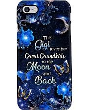 GIGI - GREAT GRANDKIDS Phone Case i-phone-8-case