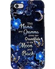 NANA AND GRAMMA Phone Case i-phone-8-case