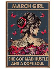 MARCH GIRL 11x17 Poster front