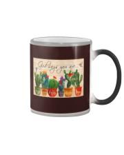 GOD SAYS YOU ARE Color Changing Mug thumbnail