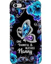 NANNY Phone Case i-phone-8-case