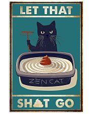 LET THAT SH GO 11x17 Poster front