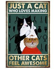 MAKING OTHER CATS FEEL AWESOME POSTER 11x17 Poster front