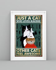 MAKING OTHER CATS FEEL AWESOME POSTER 11x17 Poster lifestyle-poster-5