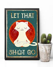 LET THAT SH GO 11x17 Poster lifestyle-poster-8