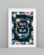 BACK THE BLUE POSTER 11x17 Poster lifestyle-poster-5